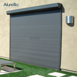 Gute Qualitätsaluminium motorisiertes vertikales Rollen-Fenster