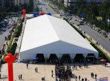 Im Freiendachspitze-kampierendes Ereignis-Partei-Ausstellung-Zelt