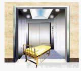 Ascenseur d'hôpital de la capacité 1600kg avec la porte d'ouverture 2-Panel latérale