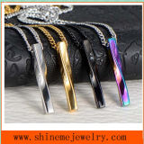 Мода на ювелирные изделия ожерелья из нержавеющей стали высокого качества пульта управления (SPT6272)