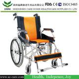 كرسيّ ذو عجلات بلاستيكيّة بصفاء لأنّ [كمبوت توموغرفي] إستعمال