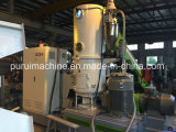 Un pas de machine de recyclage de bouletage post-consommation