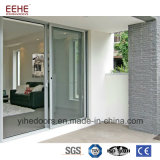 Elektrische ausgeglichenes Glas-Aluminiumschiebetüren Windows