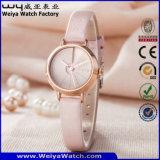 OEM/ODM Frauen-Form-Uhr als Geschenk (Wy-133C)