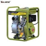 電気開始の黄色カラーディーゼル水ポンプ(DP30E)