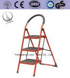 En131証明書の多目的高品質の鋼鉄梯子