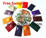 Het Polypropyleen Kleurrijke Plastic Masterbatch van de Rang van het voedsel pp
