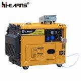 Tipo silenzioso raffreddato ad aria generatore diesel (DG3500SE+ATS)