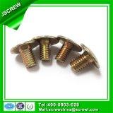 O SUS304 Aço inoxidável de cabeça de serrilha