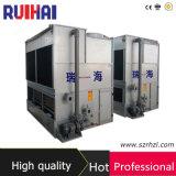 torre refrigerando de fluxo transversal do ruído da eficiência 10ton elevada baixa