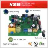 2-couche Bidet PCB électronique intelligent assembler les cartes de circuit