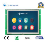 8 Polegada 800*600 TFT LCD com a RTP/P-Cap Ecrã Táctil+Ttl/RS232