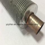 L'acier inoxydable 304 304L 316L 310 317L ou tube d'ailette d'acier du carbone avec l'aluminium a expulsé les ailettes spiralées élevées de tube d'échangeur de chaleur d'ailettes