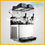 Alta calidad de 2 tazón de helado helado de lodo de la máquina en venta