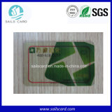 13.56MHz de bonne qualité Smart Card transparent