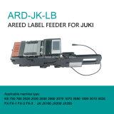 Etiqueta de SMT Areed para Juki Máquina Mounter do Alimentador