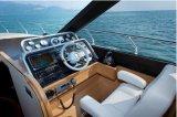 Yacht del lusso della vetroresina del motore diesel FRP della barca di velocità del Hq 50FT