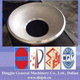 Testa ellittica del acciaio al carbonio per il serbatoio di vuoto