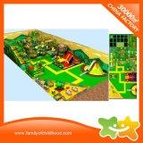 Provide Installtion bend to Children's softly indoor Playground