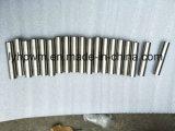 Barras de tungsteno negro de alta calidad de 5 mm de diámetro de la resistencia calentadora