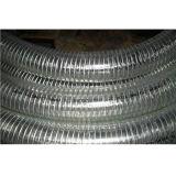 Belüftung-Plastikstahldraht verstärkte Schlauch-Wasser-Garten-hydraulische Industrie-Rohr-Schlauch-Presse