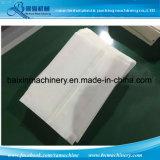 Bolsa de papel media del lacre que hace la máquina
