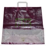Хозяйственные сумки ручки петли высокого качества напечатанные LDPE мягкие трудные
