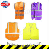 Qualitäts-Arbeitssicherheits-Verkehrssicherheit-WARNING-Weste für Arbeitskräfte