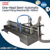 Máquina de rellenar semiautomática para el producto químico G1wyd-1000