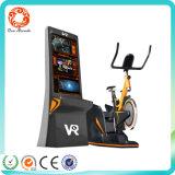 Máquina de juego de la bici de ejercicio del simulador de Vr de la diversión de la arcada del centro de juego