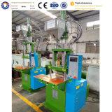 Высокая скорость полуавтоматическая ПВХ вертикальные машины литьевого формования