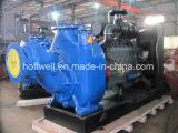 T-10 mené par le moteur diesel d'eaux usées de la pompe à eau