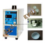 1~5kg Gold aquecedor por indução cadinho forno de fusão com aprovado pela CE