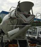 De mini 4 Cbm Vrachtwagen van het Mengapparaat de Vrachtwagen van de Mixer van het Cement van 4 M3 voor Verkoop
