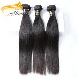 卸し売り工場価格の長続きがするブラジルのバージンの毛の織り方