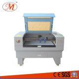 Tagliatrice precisa del laser per la zona di gomma (JM-960T-CCD)