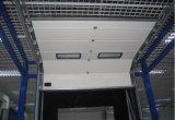 Portello sezionale elettrico dell'unità di elaborazione isolato prestazione stretta eccellente dell'aria