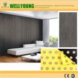 2017 tuiles auto-adhésives imperméables à l'eau décoratives de mur de vinyle