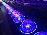 Het unieke Kleurrijke LEIDENE Magische Licht van Starball voor Stadium met Ce