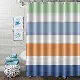 Nuevo diseño de PVC Anti-Fungal cuarto de baño cortinas de ducha