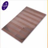Производство на спицах декоративные шаблон стального листа на эскалаторе