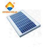 Панель солнечных батарей высокой эффективности 50W поликристаллическая