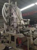 Flexographic 인쇄 기계 6color는을%s 가진 절단/박판을 정지하거나 또는 찬 포일 사라진다