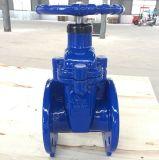 Des LÄRM-BS-Pn10 Pn16 Industrie-Absperrschieber duktiles Eisen-steigender Stamm-O S& Y