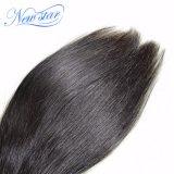 Бразильский Weave прямых волос связывает человеческие волосы Non-Remy