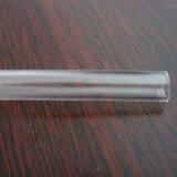 Tube de niveau transparent en plastique de PVC