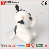 Kundenspezifische Liebkosung-angefülltes Tier-weiche Spielzeug-Plüsch-Kuh für Kinder/Kinder