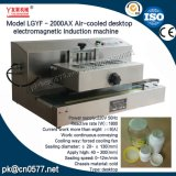Máquina de indução eletromagnética Desktop refrigerada a ar para o molho da soja (LGYF - 2000AX)