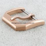 L'oro, oro della Rosa, annerisce l'inarcamento di linguetta di 16mm 18mm 20mm 22mm