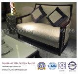 Самомоднейшая мебель гостиницы с софой установила для салона лоббиа (YB-S-834)